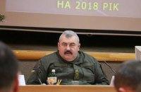 Зеленский назначил еще одного заместителя командующего Нацгвардии