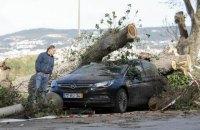 Українці не постраждали в результаті урагану в Греції, - консульство