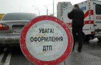 Під Харковом ВАЗ на переході збив військову медсестру з немовлям