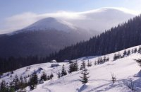 В Карпатах выпало почти полметра снега