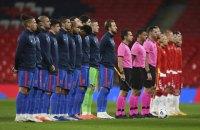 Збірна Англії в матчі Ліги націй встановила відразу два антирекорди по червоним картках
