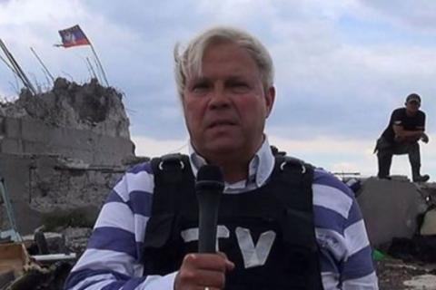 Украина запретила въезд пророссийскому журналисту из Австрии