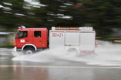Польщею пронеслася буря, троє дітей постраждали