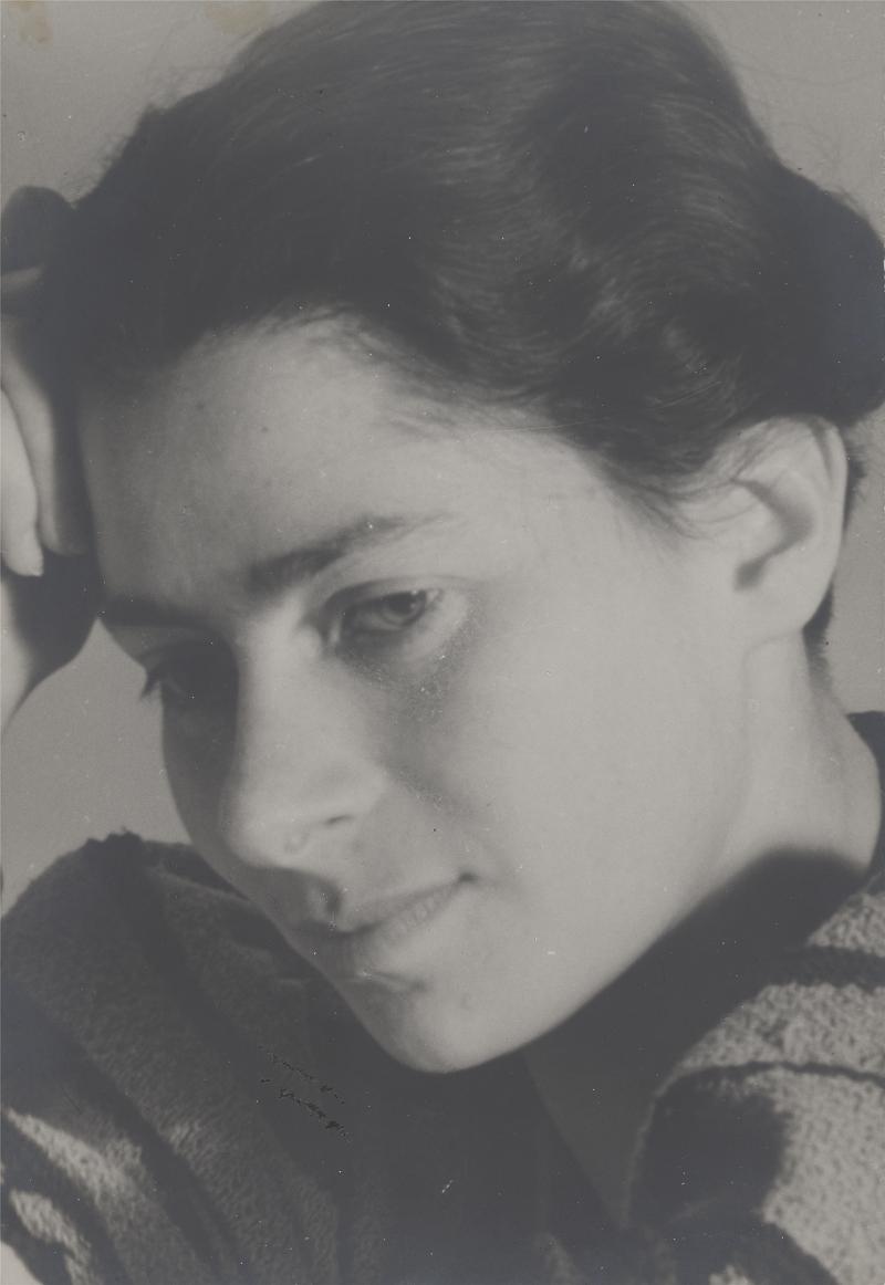 Александер Кшивоблоцький, Портрет Ванди Діаманд, 1930