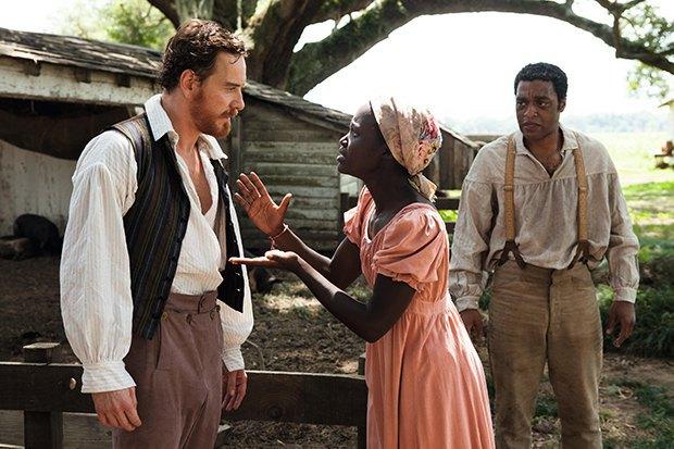 """кадр из фильма """"12 лет рабства"""""""