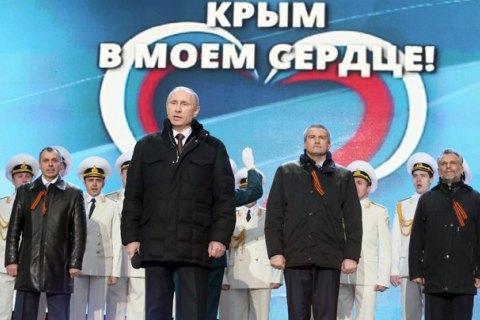 ДумаРФ схвалила перенесення президентських виборів надень незаконної анексії Криму
