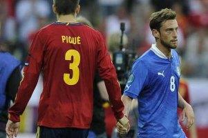 Испания и Италия разошлись миром