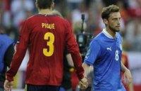 Он-лайн-трансляція матчу Іспанія - Ірландія