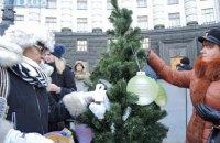 Журналисты изданий Минкульта вышли на акцию протеста