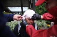 В Білорусі силовики на акціях протесту затримали сотні людей, серед них - десятки журналістів