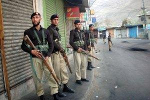 На північному заході Пакистану військові зіштовхнулися з бойовиками