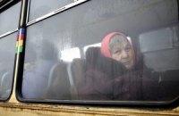 В ДонОГА сообщили об эвакуации жителей Марьинки и Красногоровки