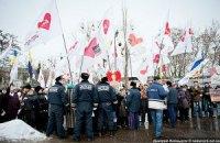 """Батькивщина"" поздравит Тимошенко с 8 Марта под стенами колонии"