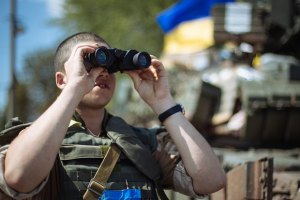 Террористы обстреляли блокпосты сил АТО у Дебальцево