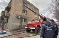 Пострадавший в результате взрыва газа в доме в Одессе умер в больнице