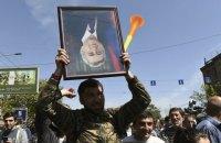 Вулиця перемогла. Реакція на відставку прем'єр-міністра Вірменії Сержа Саргсяна