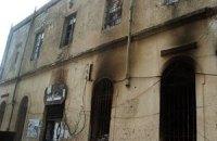 Жертвами двух взрывов в центре Дамаска стали 14 человек