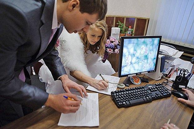 Регистрация брака по ускореной процедуре