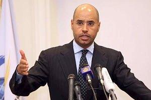 У Лівії повідомили, коли почнуть судити сина Каддафі