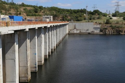 Ташлицькій ГАЕС загрожує зупинка через нестачу води