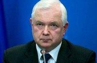 Экс-глава внешней разведки Маломуж идет в президенты