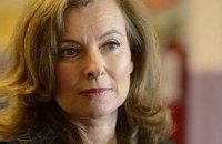 Дружину Олланда госпіталізували через передозування ліками