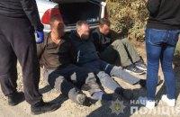 В Черновцах задержаны грабители валютчиков по подозрению в разбоях на 30 млн грн