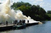 В Житомирской области прошли учения в условиях, приближенных к боевым
