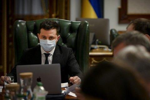 Зеленский поручил министру обороны разработать план комплектации ВСУ новым вооружением