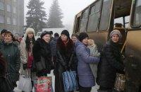 Для евакуації жителів Дебальцевого потрібні автобуси і водії-добровольці