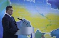 Янукович наградил Табачника, Захарченко и Иванющенко орденами