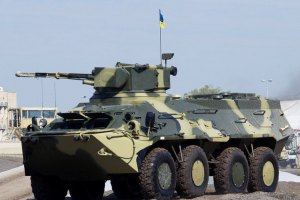Кабмін виділив 100 млн грн на закупівлю БТРів