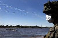 Боррель заявил, что на границах с Украиной - 150 тыс. российских военных, в Пентагоне точное число не называют