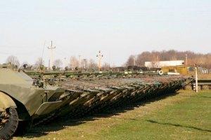 Украина требует от России объяснить концентрацию войск на границе