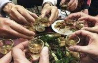 """ВОЗ назвала Европу самой """"пьющей"""" частью мира"""
