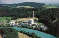 В Швейцарии вывели из эксплуатации первую из пяти АЭС