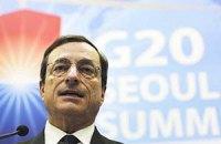 Глава ЕЦБ объяснил лидерам еврозоны основы макроэкономики