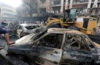 В Багдаде произошло два взрыва, погибли не менее 25 человек