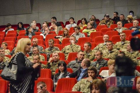 Рада прийняла ветований закон про підтримку кіно з поправками Президента