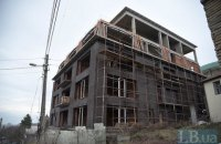 Біля будівництва неподалік київського Ботсаду відбулися сутички