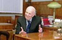 101-річний академік Патон має намір покинути пост президента НАНУ