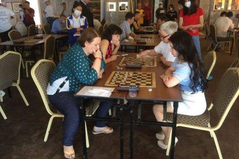 Сборная Украины завоевала 3 золотые медали на чемпионате мира по шашкам