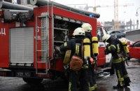В Тернополе при пожаре в многоэтажке спасли 42 человека