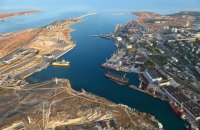 Украина запретила судам заходить в крымские рыбные порты