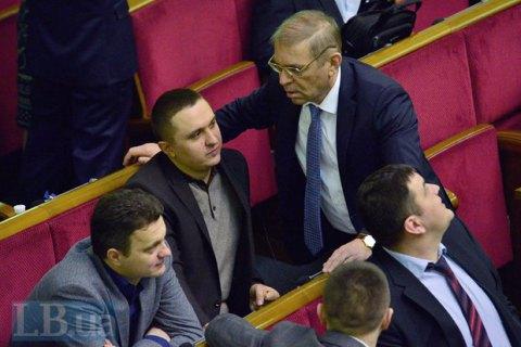Комітет Пашинського схвалив законопроект про нацбезпеку