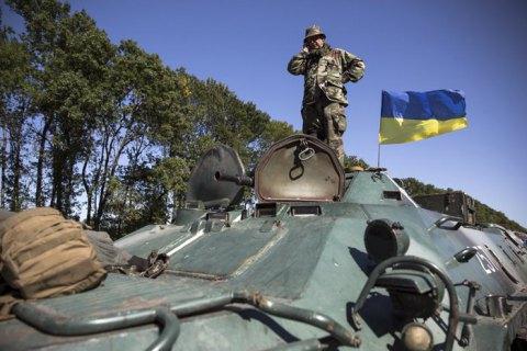 Оборонний бюджет України у 2021 році виросте майже до 6% від ВВП