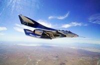 Virgin Galactic успішно випробувала космоплан VSS Unity з людьми на борту