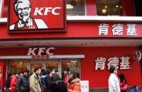 KFC в Китае судится из-за слухов о восьминогих курицах