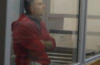 Подозреваемого в избиении судьи Дячука отправили под домашний арест