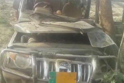 ВИндии автомобиль протаранил сооружение школы: погибли 9 детей, 24 ранены